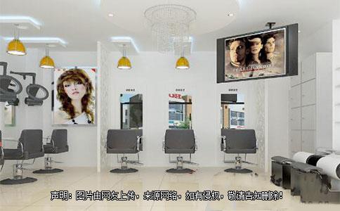 美发店起名及美发店名字大全图片