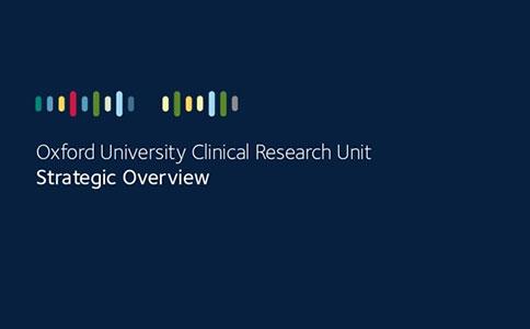 英国牛津大学临床研究所视觉形象设计