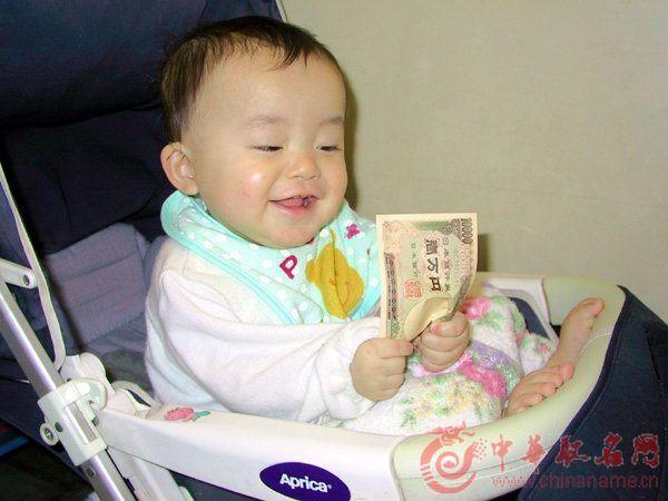 婴儿起名--09年出生男宝宝怎么取名字-中华取